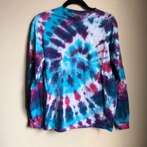 Tops - 💚💚Tye dye long sleeve